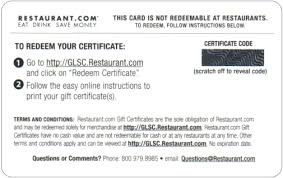 restaurant gift cards online product detail