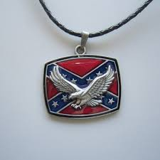 Confederate Flag Bow Tie Rebel Flag Necklace All Collections Of Necklace