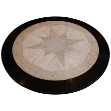 coffee table vintage malachite brass coffee table round from