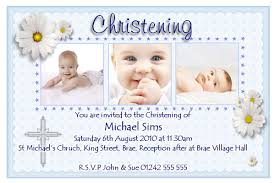 outstanding sample of invitation card for christening 90 about