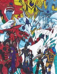Stardust Dragon Deck List by Dragon U0027s Fury Ace Monsters By Inunotashu On Deviantart