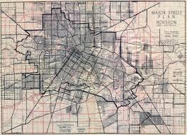 Pennsylvania City Map by Old Houston Maps Houston Past