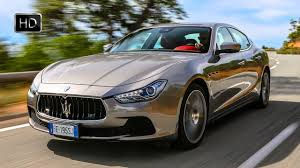 2017 maserati ghibli sq4 luxury package design u0026 road drive youtube