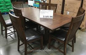 Costco Furniture Dining Room Best Costco Dinning Table Ideal Home 32916