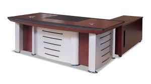 Kids Desk Blotter by Washington Executive Desk With Return And File Cabinet Black
