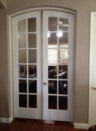 custom height interior french doors can be designed for your order