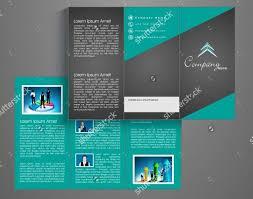 tri fold brochure template free tri fold brochure vector template
