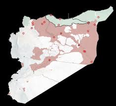 Syria Conflict Map Untangling The Overlapping Conflicts In The Syrian War The New
