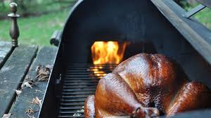 a whole smoked turkey is the best choice for a lazy thanksgiving