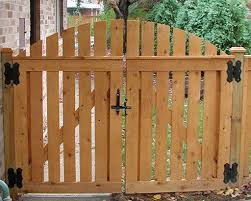 wood fence door design wooden fence gate design ez home