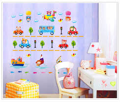 aliexpress com buy toy car kids cartoon wallpaper vintage child aliexpress com buy toy car kids cartoon wallpaper vintage child vinyl wall sticker home removable decoration for children s bathroom bedroom from reliable