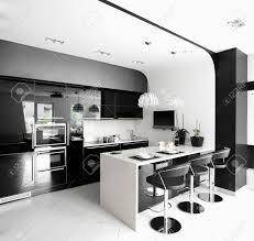 modern european kitchen luxury and very clean empty european kitchen stock photo picture