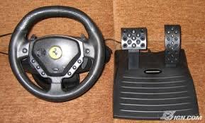 enzo steering wheel thrustmaster enzo feedback wheel ign