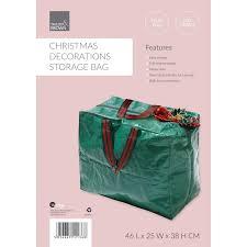 Christmas Decorations Storage Bag by Christmas Xmas Decorations Large Tree Jumbo Storage Bag Garland