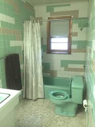 bathroom cheap mid century modern bathroom floor tile with photos