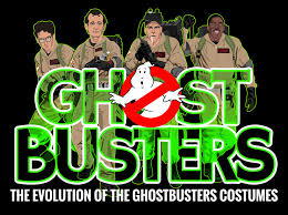 Halloween Costumes Ghostbusters Ya Gonna Call Evolution Ghostbusters Costumes