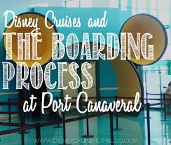 Car Rental Port Canaveral To Orlando Airport Disney Cruises The Boarding Process At Port Canaveral U2022 Disney