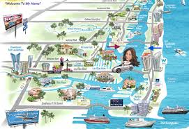Intracoastal Waterway Map South Florida Ft Lauderdale U0026 Environs Apple Ipad Forum