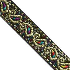 paisley ribbon 213 best galão bordado images on craft projects
