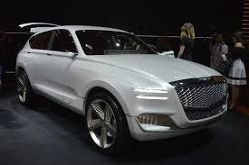 hyundai genesis suv genesis gv80 fuel cell suv concept hints at bmw x5 rival