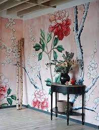 Wall Mural Wallpaper Nature Forest Tree Light Show Photo Kv Condo Wallpaper Wall Murals A Home Decor Trend I M Loving