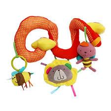 si e suspendu vwh bébé pendaison jouet spirale d activités de lit poussettes pour