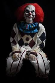 Evil Clown Halloween Costume Scary Clown Costume Clown Costumes Scary Clown