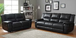 Black Leather Sofa Recliner Black Leather Reclining Sofa New Style 2018 2019 Sofa