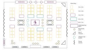 Exhibition Floor Plan 2017 Trade Exhibition Floor Plan 2017 Ncri Cancer Conference