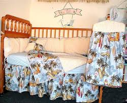 Surfer Crib Bedding 18 Best Crib Bedding Themed Surfboards And Nautical Crib