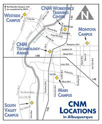 Unm Campus Map Cnm And Abq Ride Working Together U2013 Dan Majewski