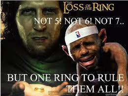 One Ring To Rule Them All Meme - not 5 not 6 not 7 but one ring to rule them all dirks ring