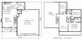 split house plans side split level house plans