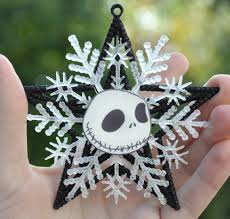 skellington ornament nightmare by thecheekycupcake