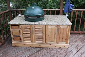 Big Green Egg Table Dimensions Big Green Egg Tables Texasbowhunter Com Community Discussion Forums