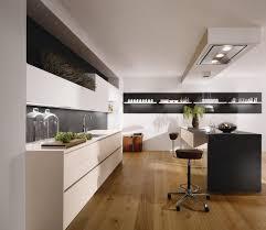 cuisine en vase en céramique marron simple meuble bas de cuisine bois noir