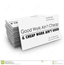 buy cheap business cards work ain t cheap business cards quality service stock