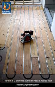 Ultra Fin Radiant by 119 Best Heated Floors Images On Pinterest Heat Transfer