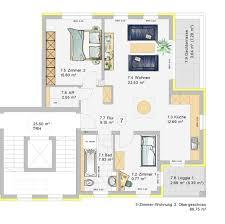 Wohnung 3 Zimmer Wohnung Im 3 Obergeschoss W14 Klia Wohnpark