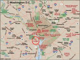pentagon map maps of the september 11th attacks