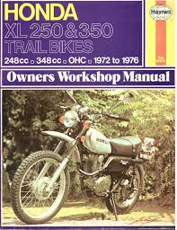 the honda xl 250k3