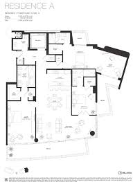 marea south beach condo floor plans