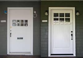 Exterior Doors With Glass Panels by Doors Astonishing Pre Hung Exterior Doors Prehung Exterior Steel
