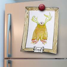 Art And Craft For Kids Of All Ages - monster a day art projects for kids of all ages
