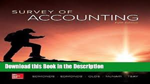 read pdf survey of accounting online book video dailymotion