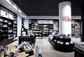 kitchen store design mondadori cook books shop by hangar design group milan retail