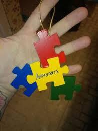 autism awareness sign great gift autism prek lcps