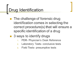 Challenge Procedure Identification The Challenge Of Forensic Identification