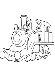 chuggington coloring pages free cartoon coloring pages of