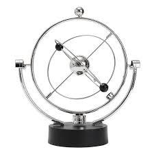 Motion Desk Kinetic Orbital Revolving Gadget Perpetual Motion Desk Art Toy